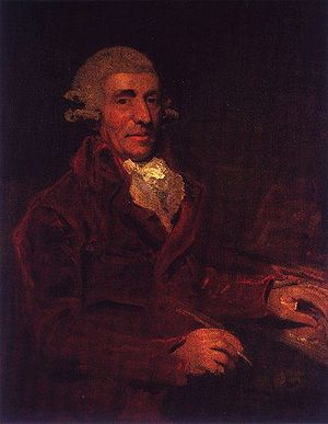 Portrait of Franz Joseph Haydn (1732-1809) by ...