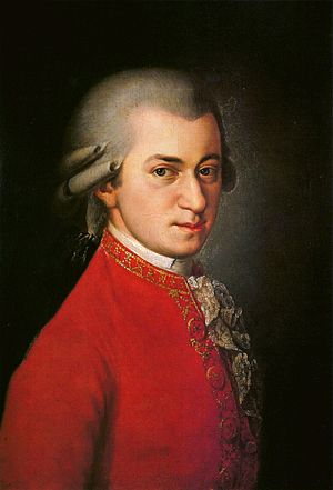 Wolfgang Amadeus Mozart's compositions charact...