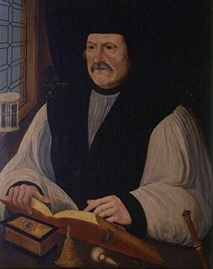 Archbishop Matthew Parker (1504-1575)