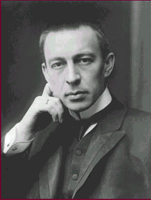 Sergei Rachmaninoff, 1873  1943