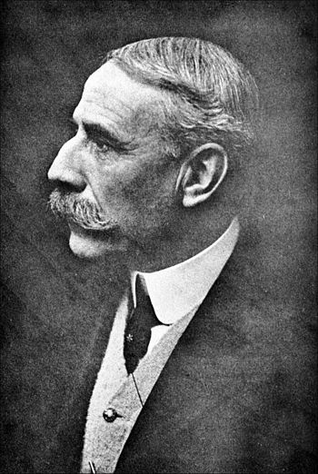 Elgar aged about 60