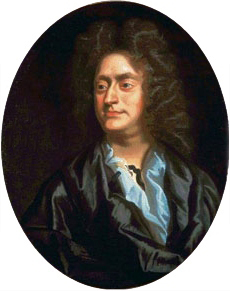 Portrait of Henry Purcell