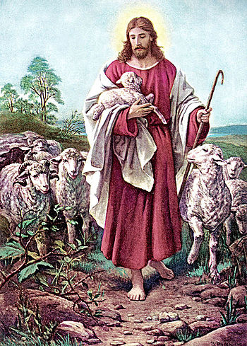 The Lord is my Good Shepherd