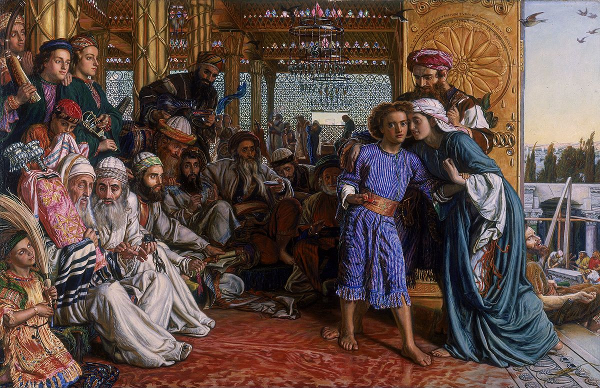 William Holman Hunt - The Finding of the Saviour in the Temple.jpg