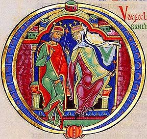 Cymraeg: Priflythyren o Ganiad Solomon yn eglw...