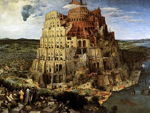 Pieter Bruegel the Elder - The Tower of Babel ...