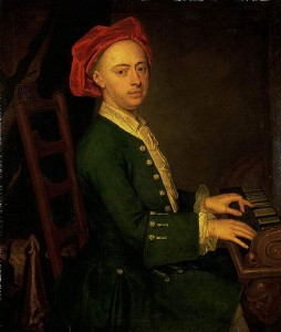 The Chandos portrait of Handel