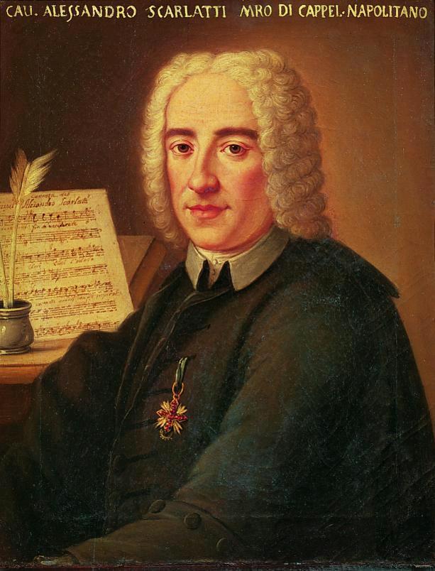 Alessandro Scarlatti.