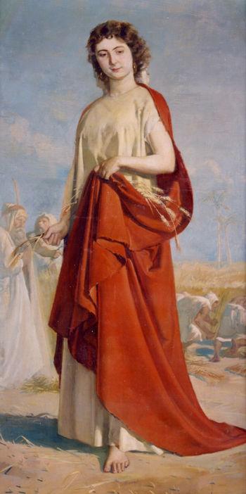 Ruth by Antonio Cortina Farinós