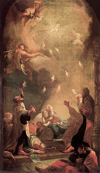 English: Pentecost