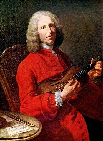 Jean-Philippe Rameau, by Joseph Aved.