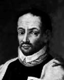 English: Portrait of Alonso Lobo. Español: Ret...