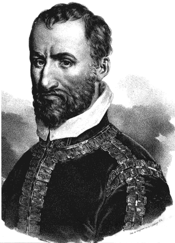 Giovanni Pierluigi da Palestrina, c. 1525–1594