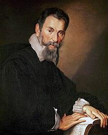 Monteverdi by Bernardo Strozzi (c.1630)