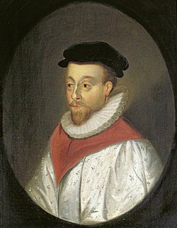 Orlando Gibbons - Portrait by an unknown artist